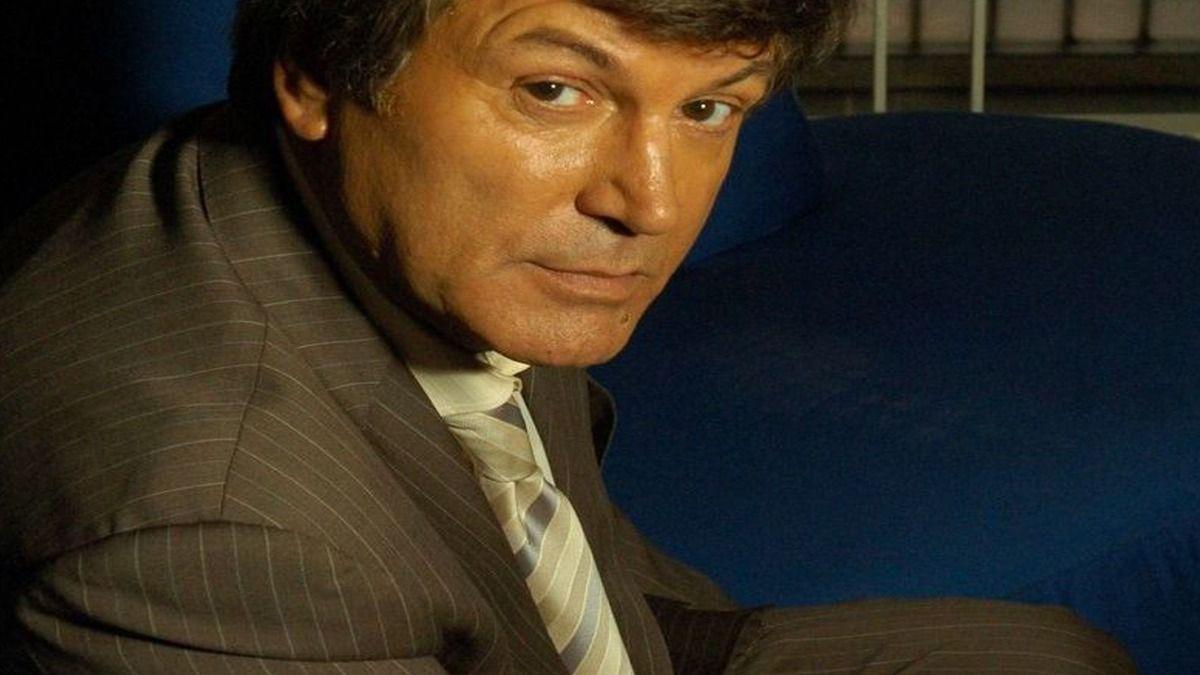 El actor Carlín Calvo falleció hoy a los 67 años