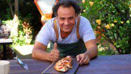 El chef Roberto Petersen reemplazó una vez más a su hermano Christian en el jurado de El gran premio de la cocina y fue implacable con los participantes.