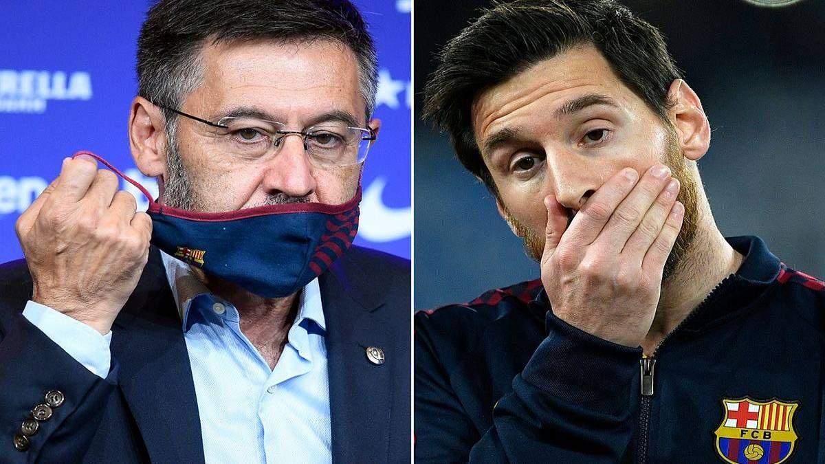 Bartomeu sobre Lionel Messi: Es bueno cabrearse porque eso significa que hay ganas