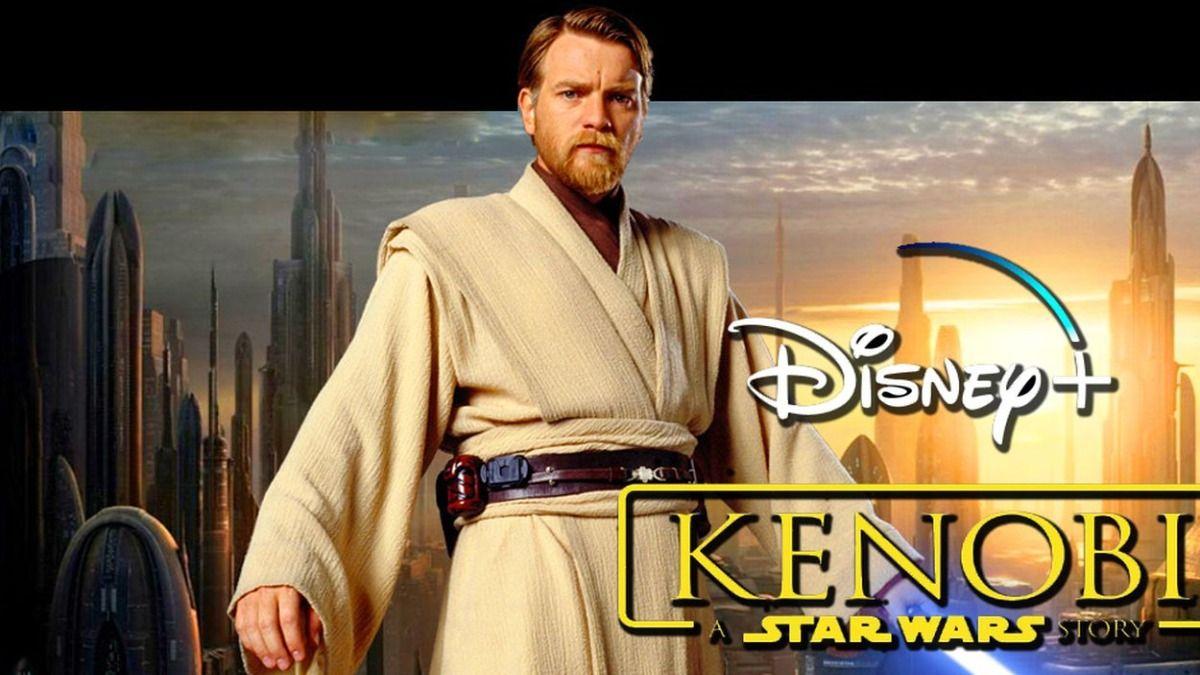 Ewan McGregor protagonizará la serie de Disney Obi Wan Kenobi