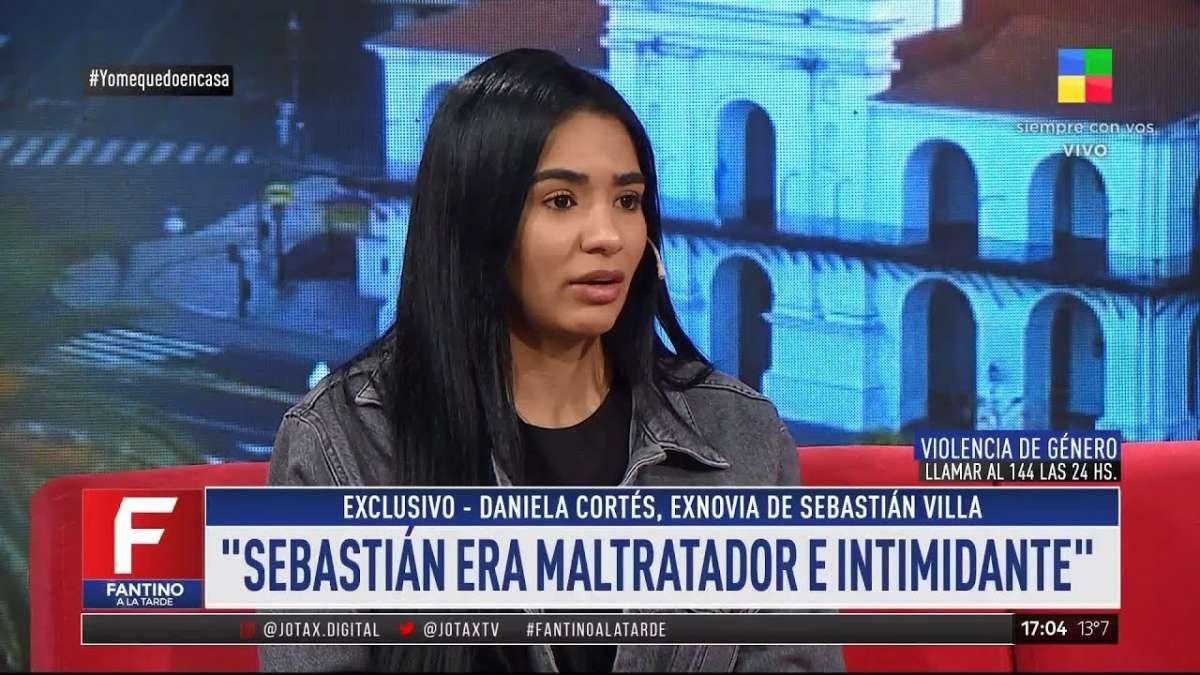 Sebastián Villa - Daniela Cortés