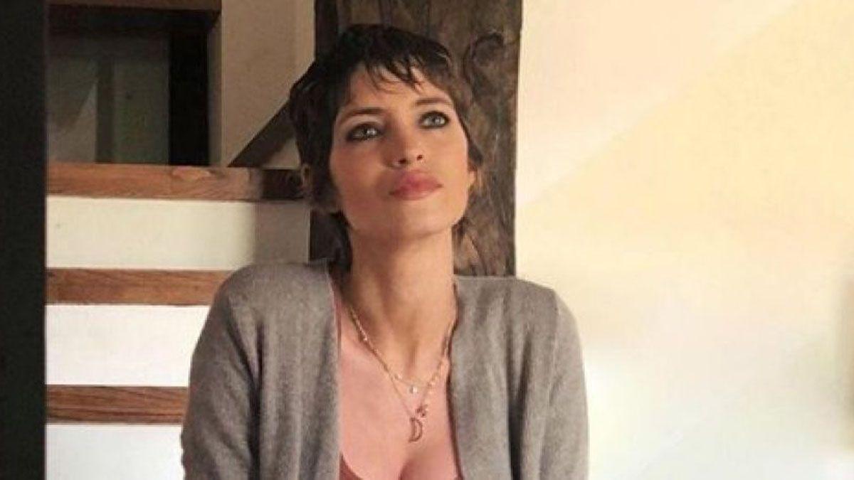 Sara Carbonero se lució con esta pinta tras la dedicatoria de Iker Casillas
