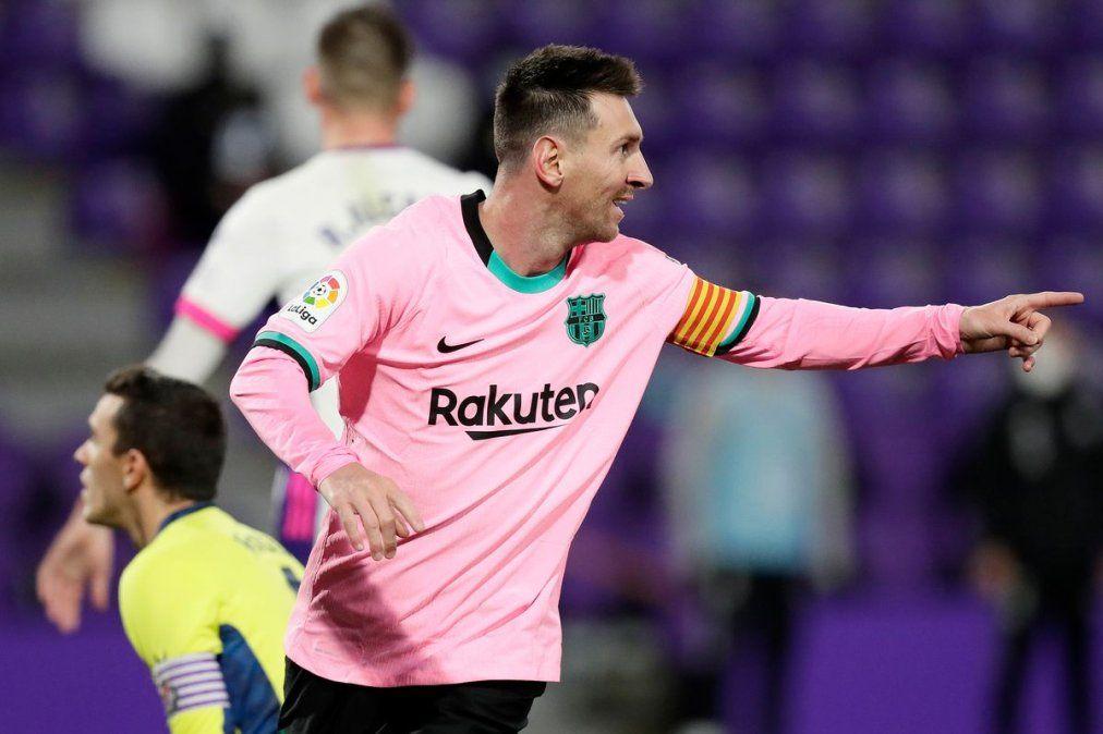 ¡Histórico! Lionel Messi superó al legendario Pelé