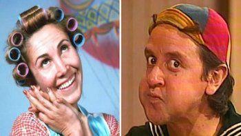 Carlos Villagrán y Florinda Meza no solo trabajaron juntos en El Chavo, sino en varios programas producidos por chespirito
