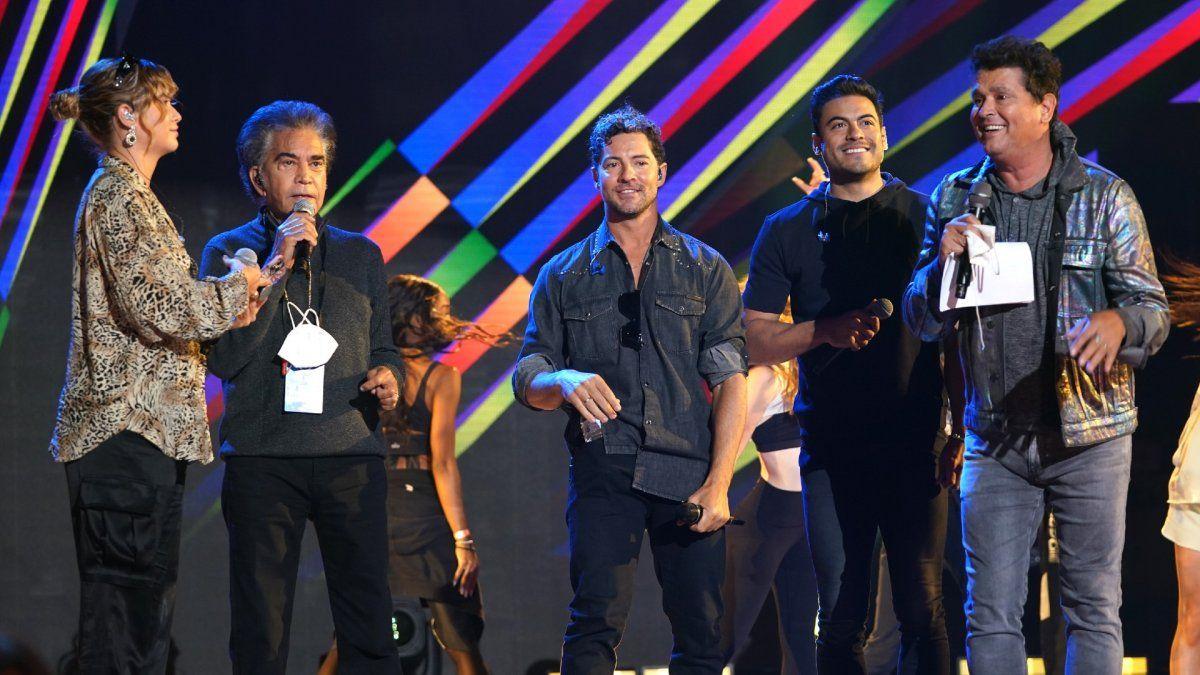 ¡Sorpresota! José Luis Rodríguez cantará con David Bisbal