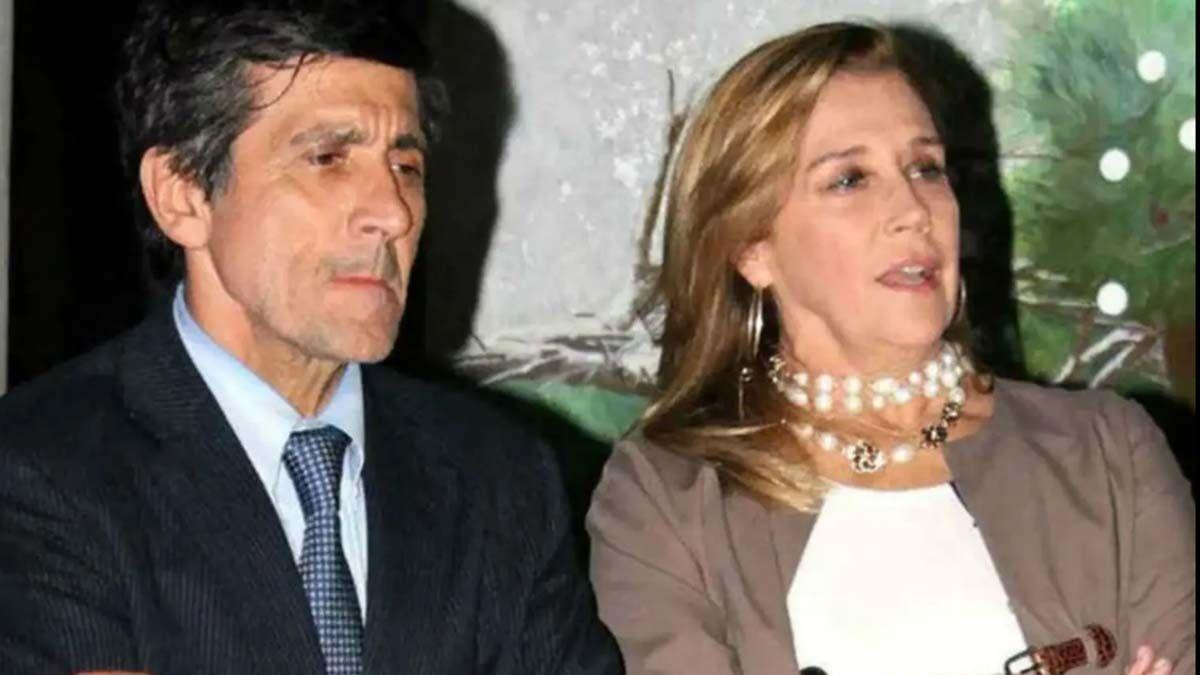 Marcos Gastaldi y Marcela Tinayre se separaron hace dos años