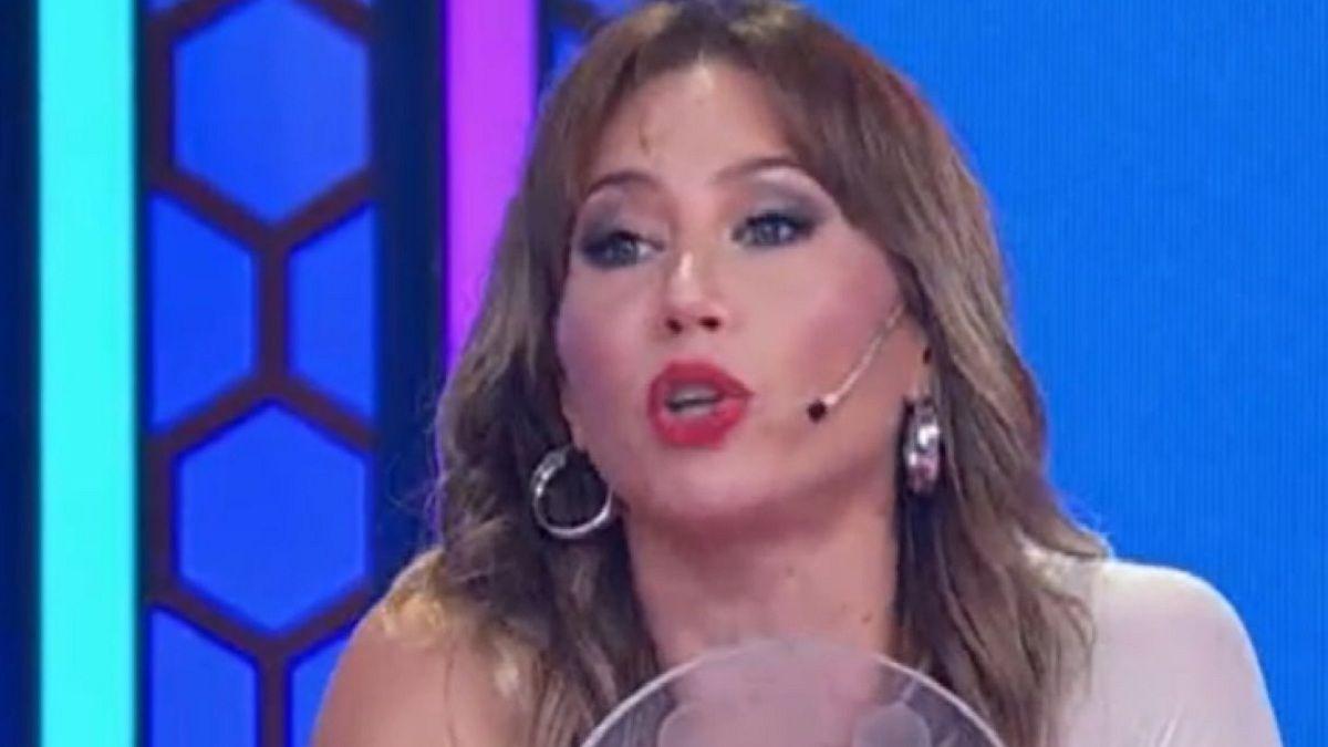 La respuesta doble sentido de Adabel Guerrero en Pasapalabra