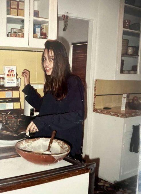 ¡Desconocida! Así lucía Angelina Jolie con tan solo 14 años