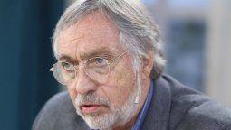 El actor Luis Brandoni acusó al presidente de no tener voluntad de dialogo