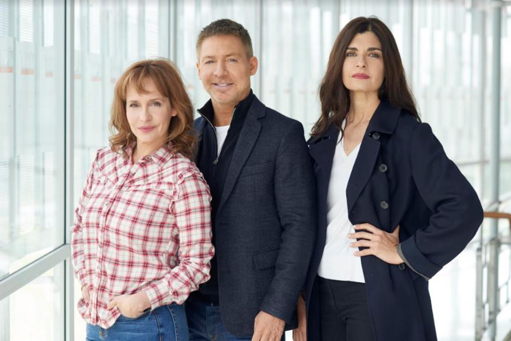 Finalizó el rodaje de Corazón Loco protagonizada por Adrián Suar, Soledad Villamil y Gabriela Toscano