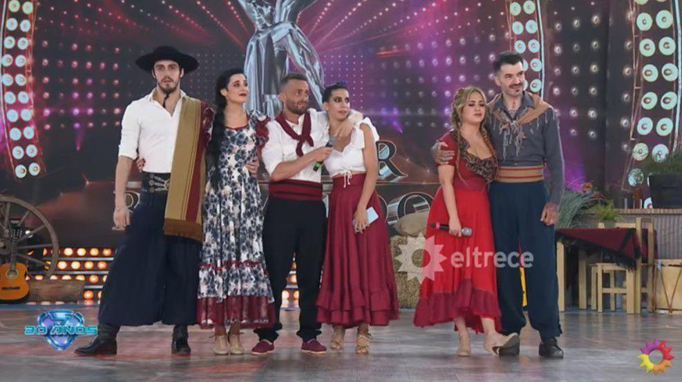 La gran sorpresa: Karina La Princesita eliminó a Cinthia Fernández con Baclini y a Flor Torrente