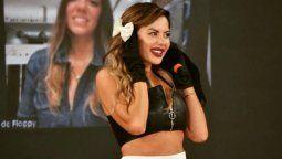 Karina Jelinek bancó a Alex Caniggia tras su renuncia al Cantando 2020