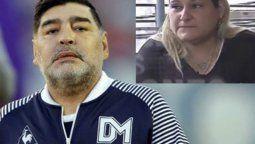Se trata de Monona, la cocinera de confianza que acompañó a Diego Maradona hasta sus últimos días. Contó detalles muy importantes para la causa.