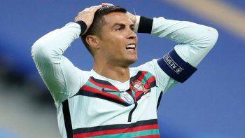 ¡Bombazo! Cristiano Ronaldo dio positivo por COVID-19