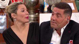 Rocío Oliva y Mariano Iúdica tuvieron un intenso cruce