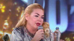 Nacha Guevara quiso abandonar el Cantando para no ver más a Esmeralda Mitre