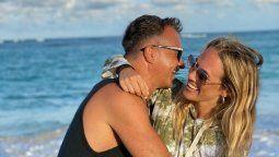 Mica Lapegüe le dedicó un emotivo mensaje a Sergio Lapegüe: Quiero volver a abrazarte