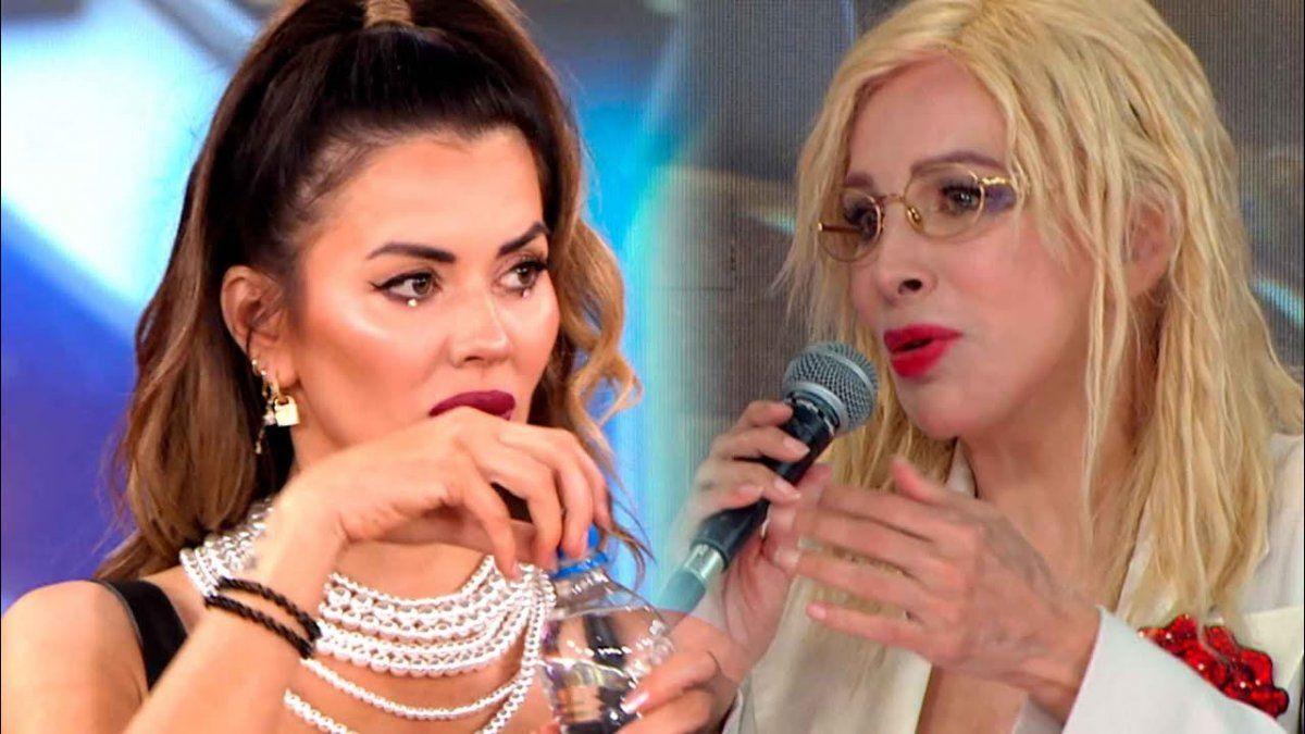 Cantando 2020: Marcelo Tinelli duro con Nacha Guevara por la devolución a Karina Jelinek