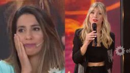 Aseguran que Laurita Fernández se fue furiosa del Cantando porque Cinthia Fernández le preguntó sobre Baclini