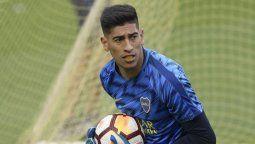 Esteban Andrada tendrá que esperar para volver a la Argentina