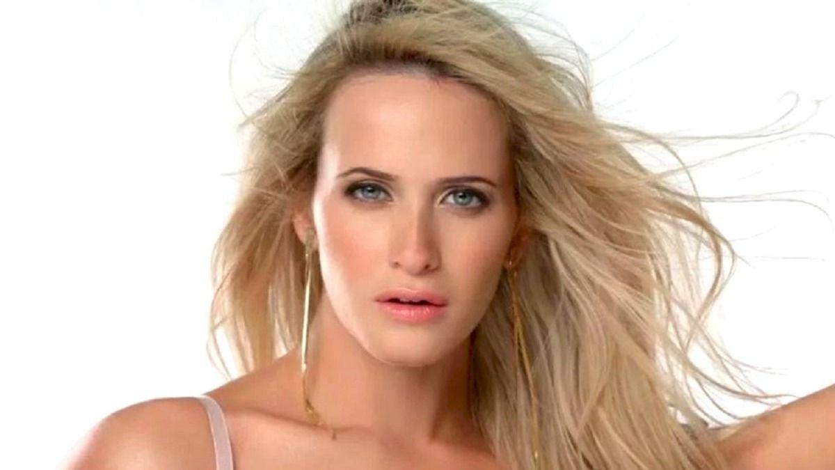 La modelo Julieta Prandi fue la invitada del programa Estelita en Casa