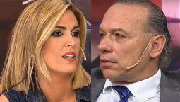 Sergio Berni y VIviana Canosa se enfrentaron en su ciclo Nada personal