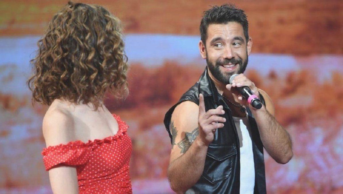 Agustín Sierra dijo que no es acomodado y quiere ir al Bailando 2021