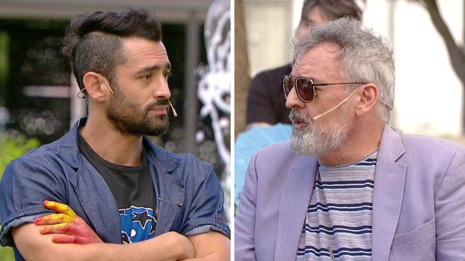 El desopilante momento de Benito Fernández con el Tucu López en Corte y confección