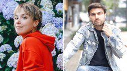 Publicaron la primera fotografía de Sofía Pachano y Santiago Ramundo juntos