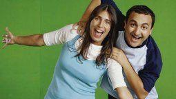 Diego Topa y Romina Yan conducian el ciclo infantil PlayHouse