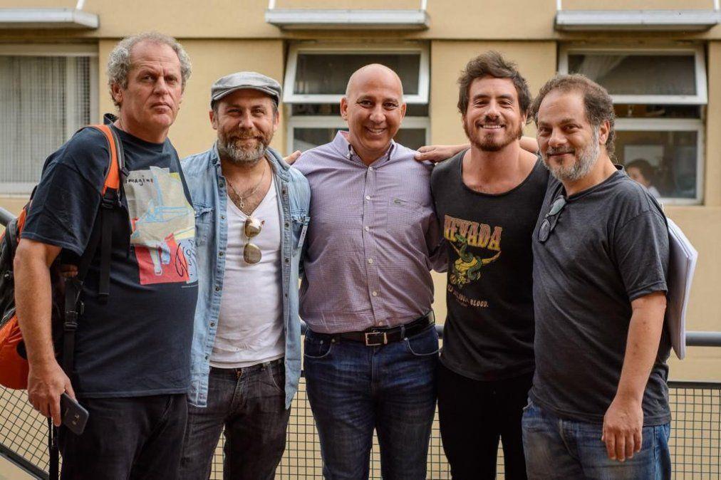 Fede Bal viaja a Los Ángeles para presentar Rumbo al Mar
