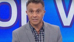 La trágica confesión de Sergio Lapegüe, en su vuelta a la TV