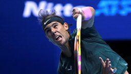 Rafa Nadal ya tiene la fórmula para reponerse de la derrota en Londres