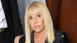 Claudia Villafañe muy enojada por la foto que se filtró