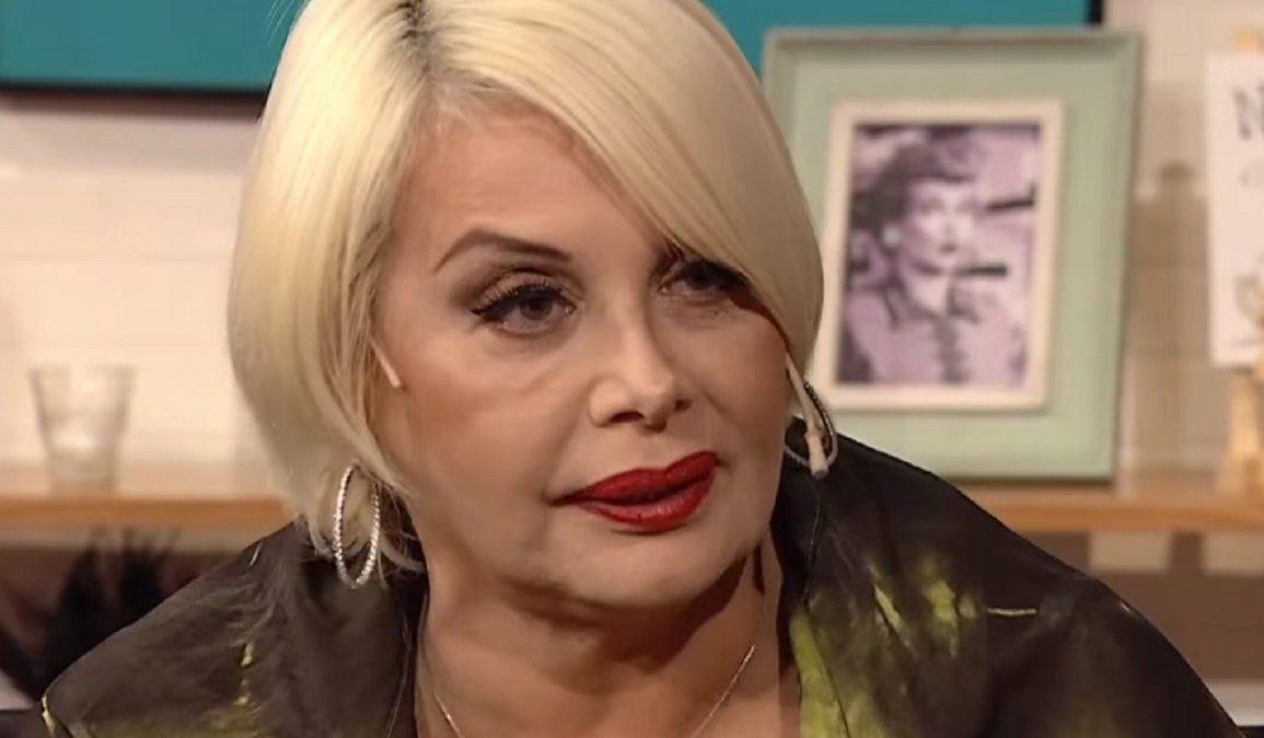 Carmen Barbieri: se complicó su estado de salud
