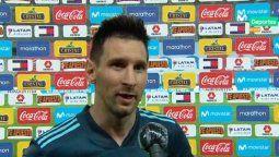 ¿Lionel Messi, viejo? Su respuesta de altura que no dejó dudas