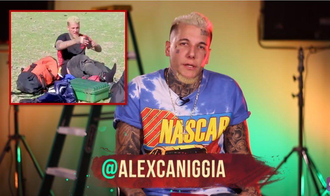No lo quieren ni en Chile: Alex Caniggia fue eliminado de un reality