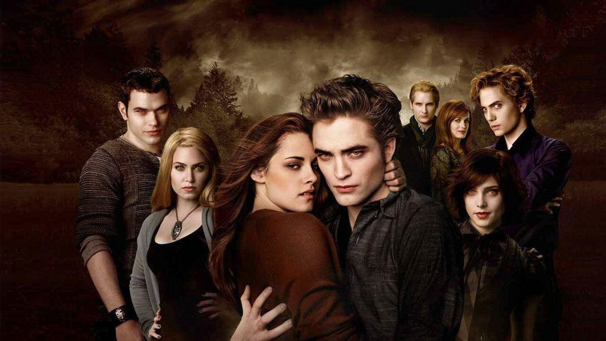 Netflix estrena la saga Crepúsculo completa