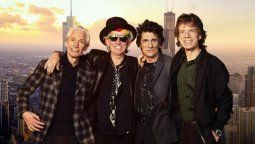 La banda británica The Rolling Stones cuenta con una trayectoria de 58 años