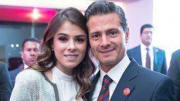Paulina Peña presume el regalito que le mandó su papá, Enrique Peña Nieto