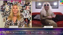 Valeria Mazza develó su táctica para tener sexo con su esposo cuando están sus hijos en casa