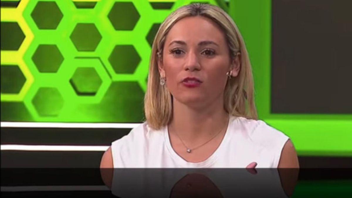 Rocío Oliva aseguró que le negaron trabajos por ser la ex de Diego Maradona