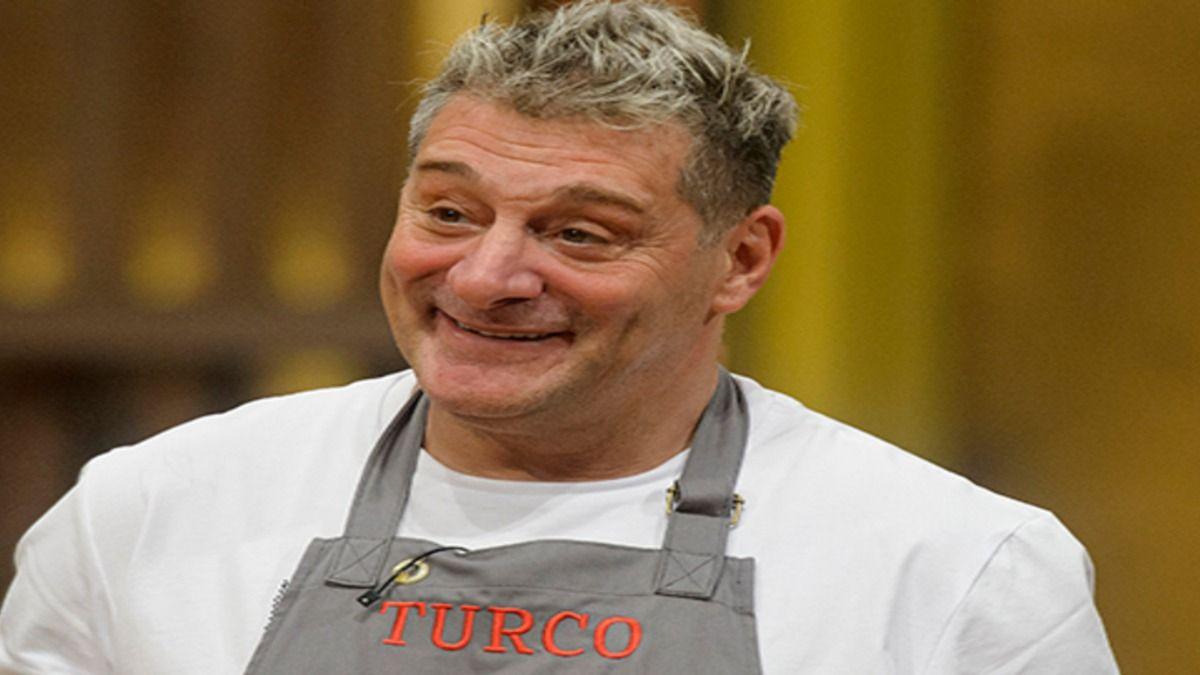 El Turco García pasó directamente a la Gala de Eliminación de Masterchef Celebrity