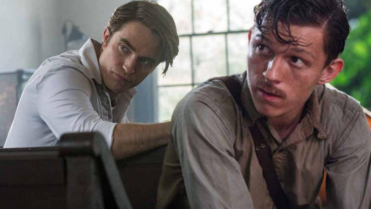 Robert Pattinson y Tom Holland se quitan los trajes de superheroes para interpretar un nuevo drama de Netflix