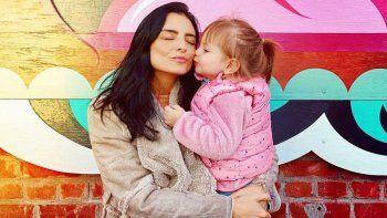 ¡Hermosa! Aislinn Derbez presume la tierna voz de su hija Kailani
