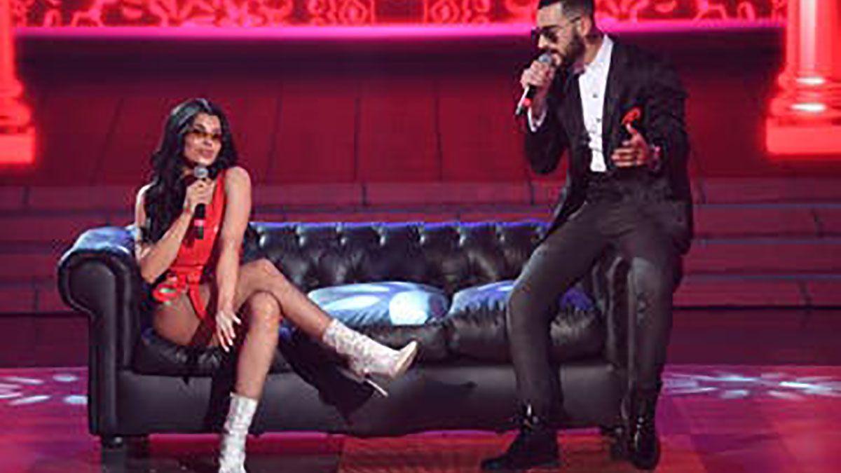 Nos habíamos librado de lo peor: Nacha Guevara fulminó a Charlotte Caniggia en su debut en el Cantando