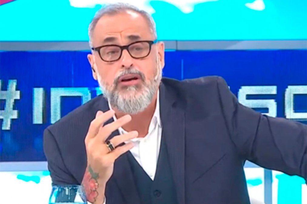 Jorge Rial contra los ricos y famosos