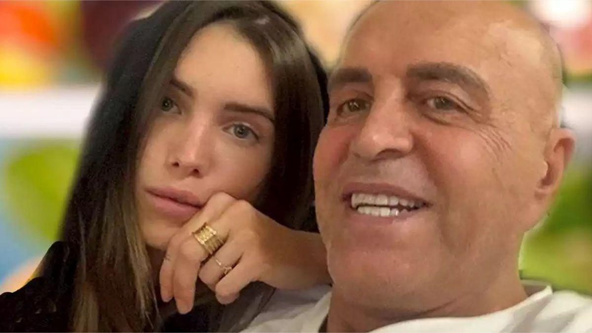 ¡Pura ternura! Marta López Álamo compartió una imagen con Kiko Matamoros desde el hospital