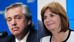 Patricia Bullrich mandó a Alberto Fernández a Pasapalabra