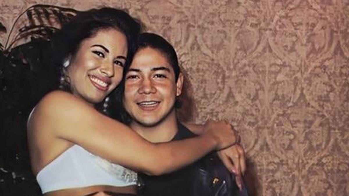 ¡Por siempre! Selena Quintanilla siempre es recordada por Chris Perez